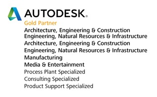 Autodesk - Gold Partner